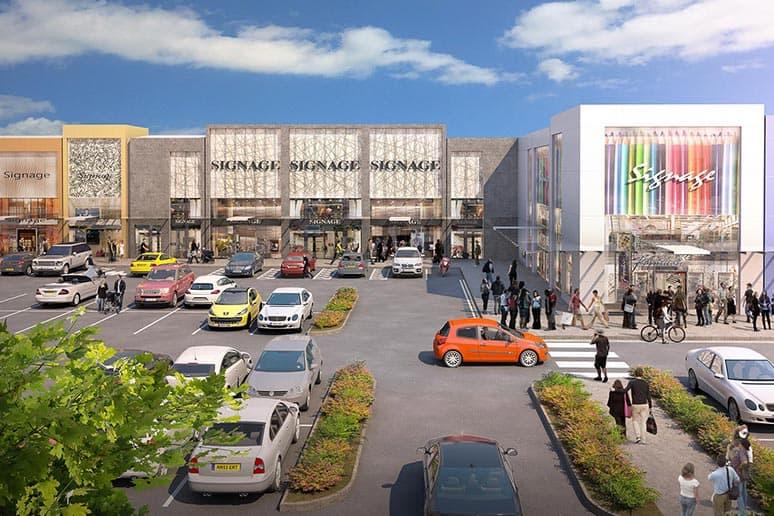 Guildford Retail Park Restaurants